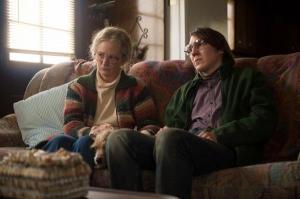 Prisoners: Melissa Leo stars as Holly Jones and Paul Dano stars as Alex Jones in Warner Bros. Pictures' Prisoners (2013)