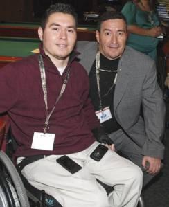 Chris and Eddie Canales, DallasNews.com