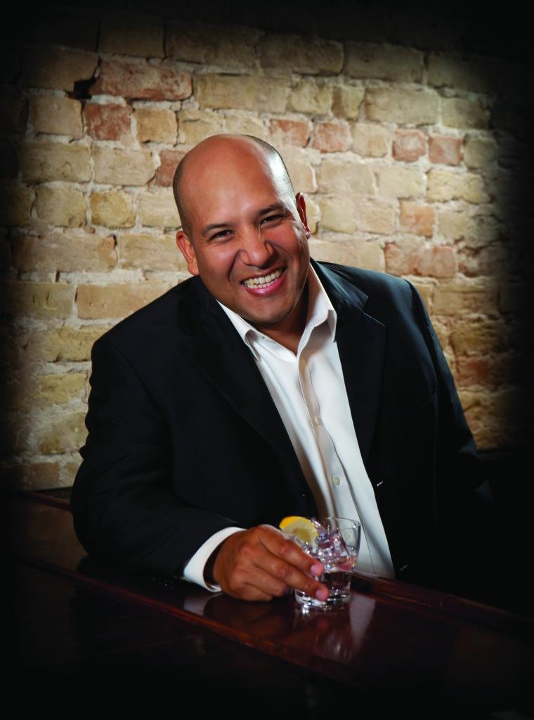 SA film producer Israel Sanchez, one of the 2013 Texas Monthly Modern Hispanic Gentlemen