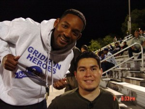 Will Smith and Chris Canales